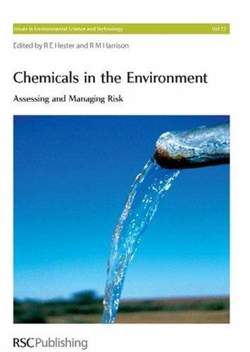 Chemicals in the environment by