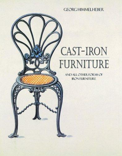 Cast-Iron Furniture by George Himmelheber
