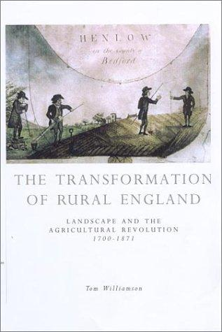 The Transformation of Rural England by Tom Williamson