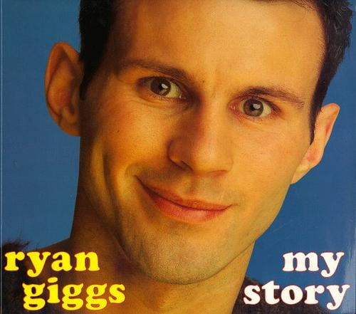 Ryan Giggs by Ryan Giggs