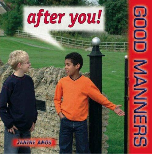 After You! (Good Manners)