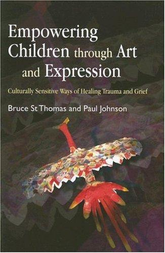 Empowering children through art and expression by Bruce St. Thomas