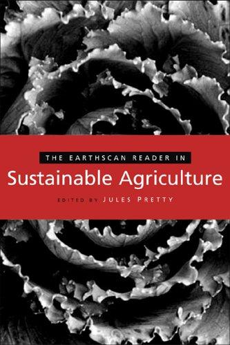 The Earthscan reader in sustainable agriculture by