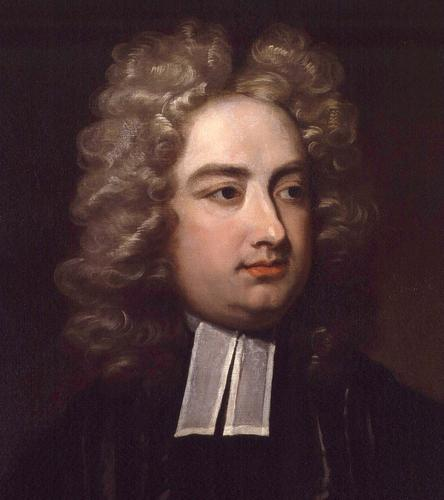 Photo of Jonathan Swift