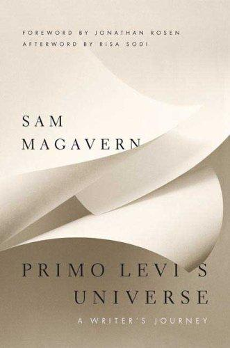 Primo Levi's cosmos by Sam Magavern