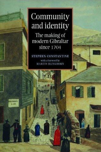 Community and Identity by Stephen Constantine