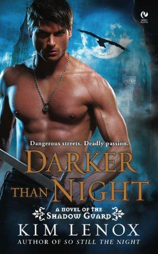 Darker Than Night by Kim Lenox