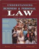 Understanding business & personal law.