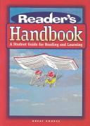 Image 0 of Great Source Reader's Handbooks: Handbook (Softcover) 2002