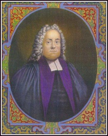 Photo of Matthew Henry
