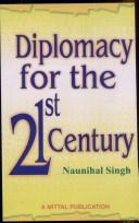 Diplomacy for the 21st Century by Naunihal Singh
