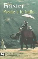 Pasaje a la India/ A Passage to India by E. M. Forster