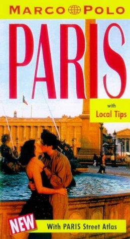 Marco Polo Paris Travel Guide 3ED (Marco Polo Travel Guides) by Marco Polo
