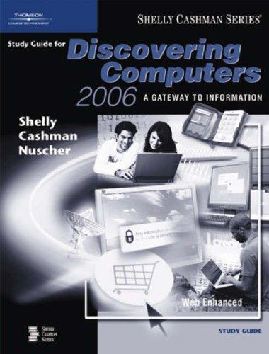 Discovering Computers 2006