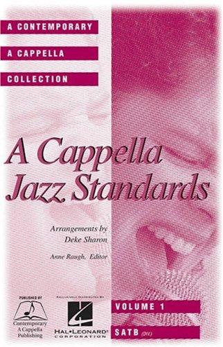 A Cappella Jazz Standards (Collection) by Mel Leven