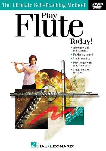 Play Flute Today! DVD by Kaye Clements