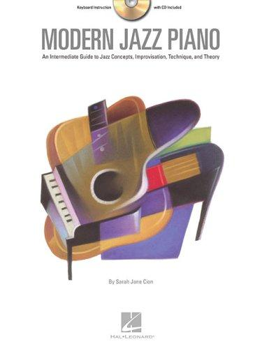 Modern Jazz Piano by Sarah Jane Cion