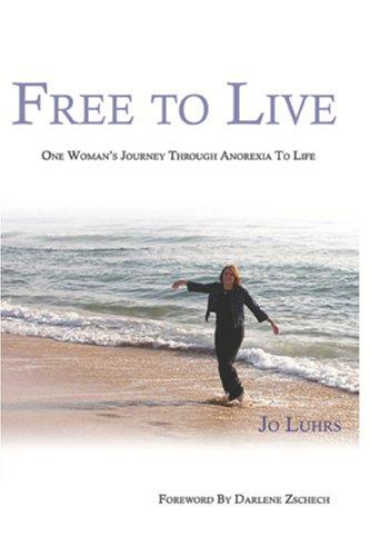 Free To Live by Jo Luhrs