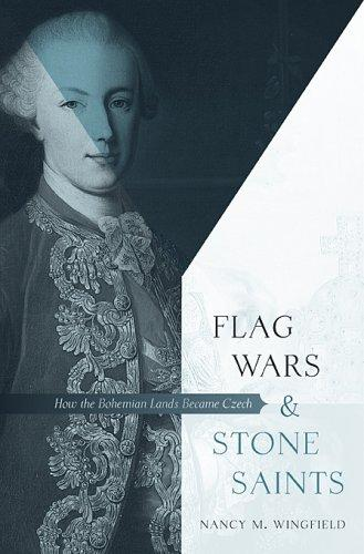Flag Wars and Stone Saints by Nancy M. Wingfield