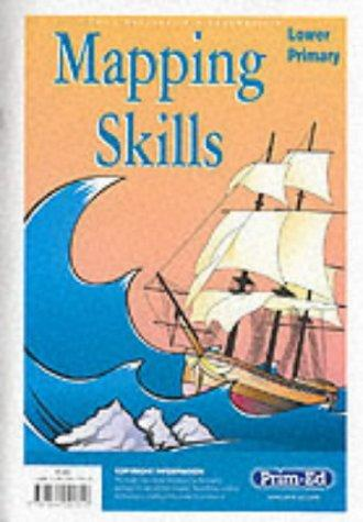 Mapping Skills by Ric Publications