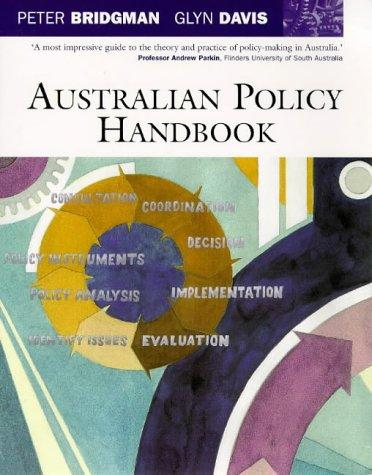 Australian policy handbook