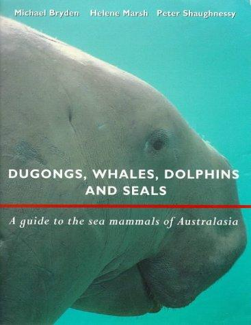 Dugongs, whales, dolphins and seals by M. M. Bryden