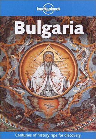 Lonely Planet Bulgaria by Paul Greenway