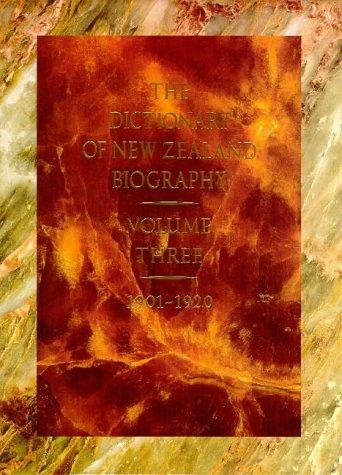 Dictionary of New Zealand Biography