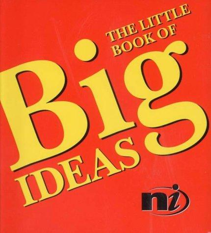 The Little Book of Big Ideas by Vanessa Baird