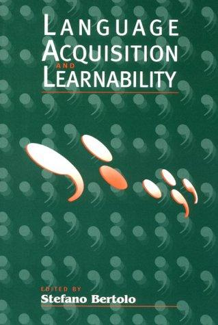 Language acquisition and learnability by