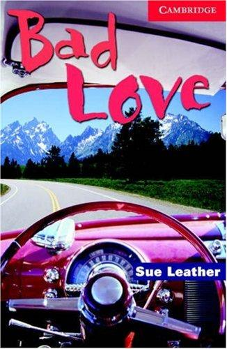 Bad Love Book and Audio CD Pack by Sue Leather