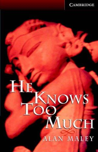 He Knows Too Much Book and Audio CD Pack by Alan Maley