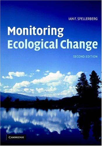 Monitoring Ecological Change