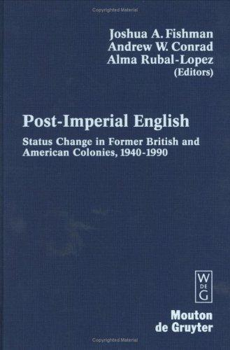 Post-Imperial English by