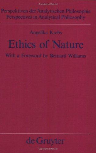 Ethics of Nature
