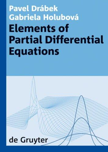 Elements of partial differential equations by