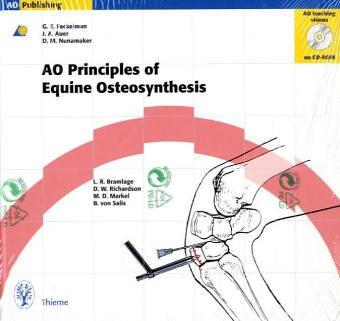 AO principles of equine osteosynthesis by