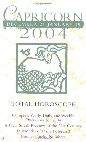 Total Horoscopes 2004