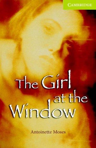 The Girl at the Window Book and Audio CD Pack by Antoinette Moses