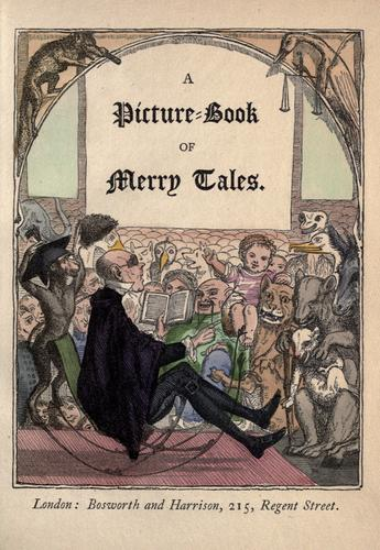 A picture-book of merry tales by