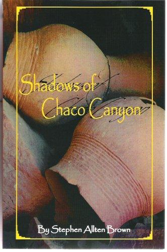 Shadows of Chaco Canyon by Stephen Allten Brown