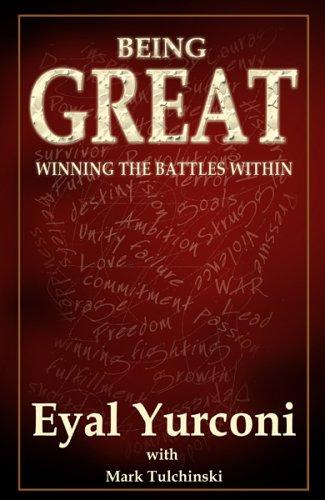 Being Great by Eyal Yurconi
