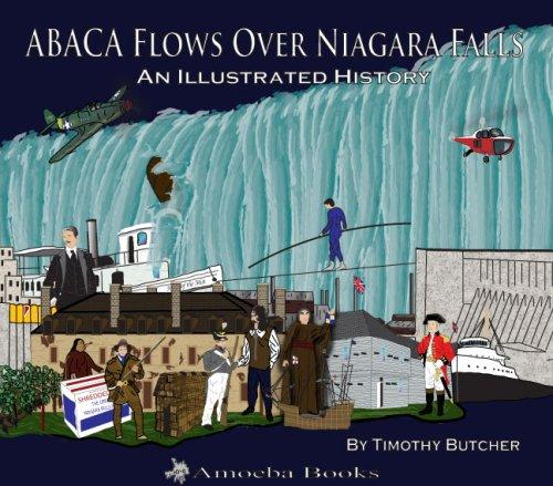 ABACA Flows Over Niagara Falls by Timothy Butcher