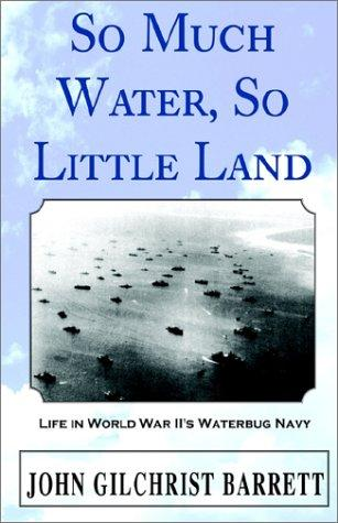 So Much Water, So Little Land