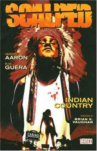 Scalped Vol. 1 by Jason Aaron, R.M. Guéra