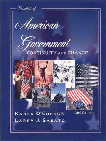 The essentials of American government