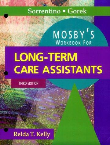 Mosby's workbook for long-term care assistants