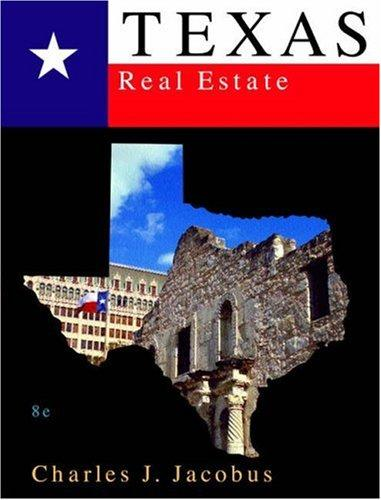 Texas real estate by Charles J. Jacobus