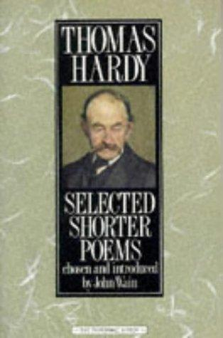 Selected Shorter Poems by Thomas Hardy
