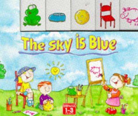 The Sky Is Blue (Toddlers' Tabbed Board Books) by Lorna Read
